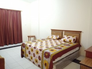 Full Furnished Rooms with Balcony and Separate bath For Rent
