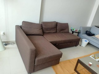 Ikea l Shape Sofa For Sale