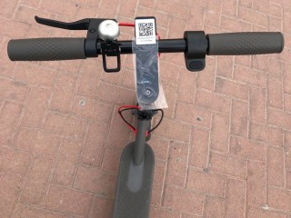 ELECTRIC SCOOTER WITH APPLICATION AND LOCATOR FOR SALE