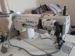 Juki DU-1181 Top & Bottom feed sewing machine For Sale